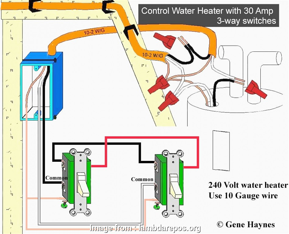 20 Amp Double Pole Switch Wiring