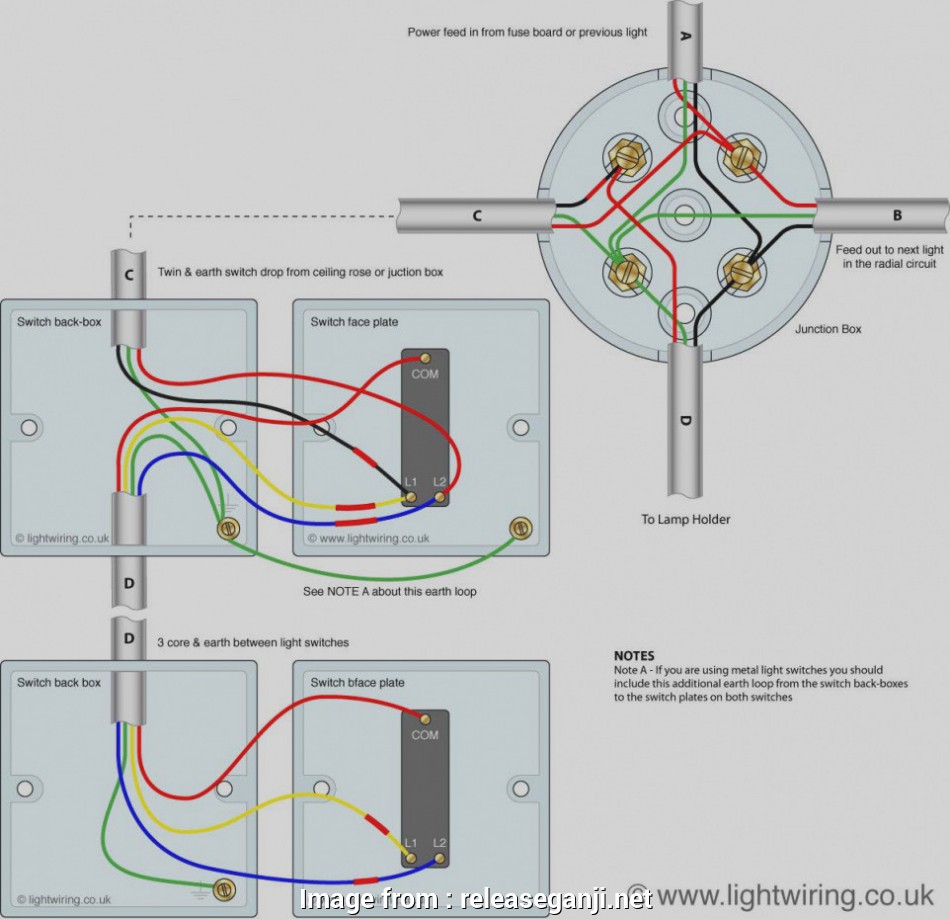 110v Light Switch Wiring Diagram Practical     Wonderful