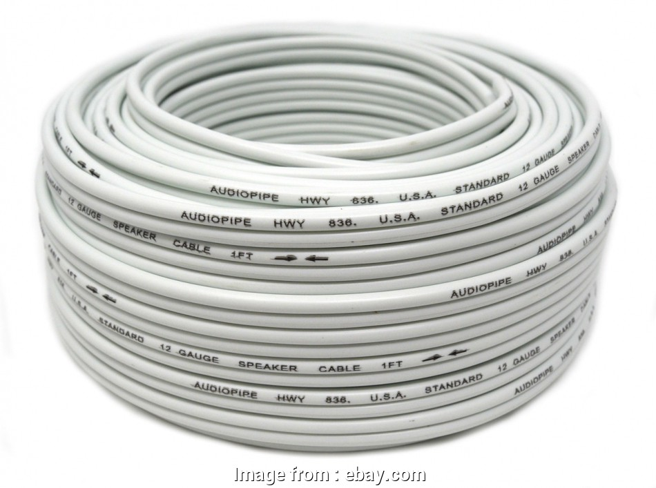12 gauge zip wire Details about 12 Gauge, Feet White Speaker Wire, Cable Copper Clad, Stereo Audiopipe 10 Practical 12 Gauge, Wire Pictures