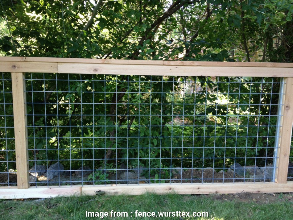 12 gauge hog wire How to Build, Wire Fence Panels, Design & Ideas 12 Gauge, Wire Simple How To Build, Wire Fence Panels, Design & Ideas Pictures