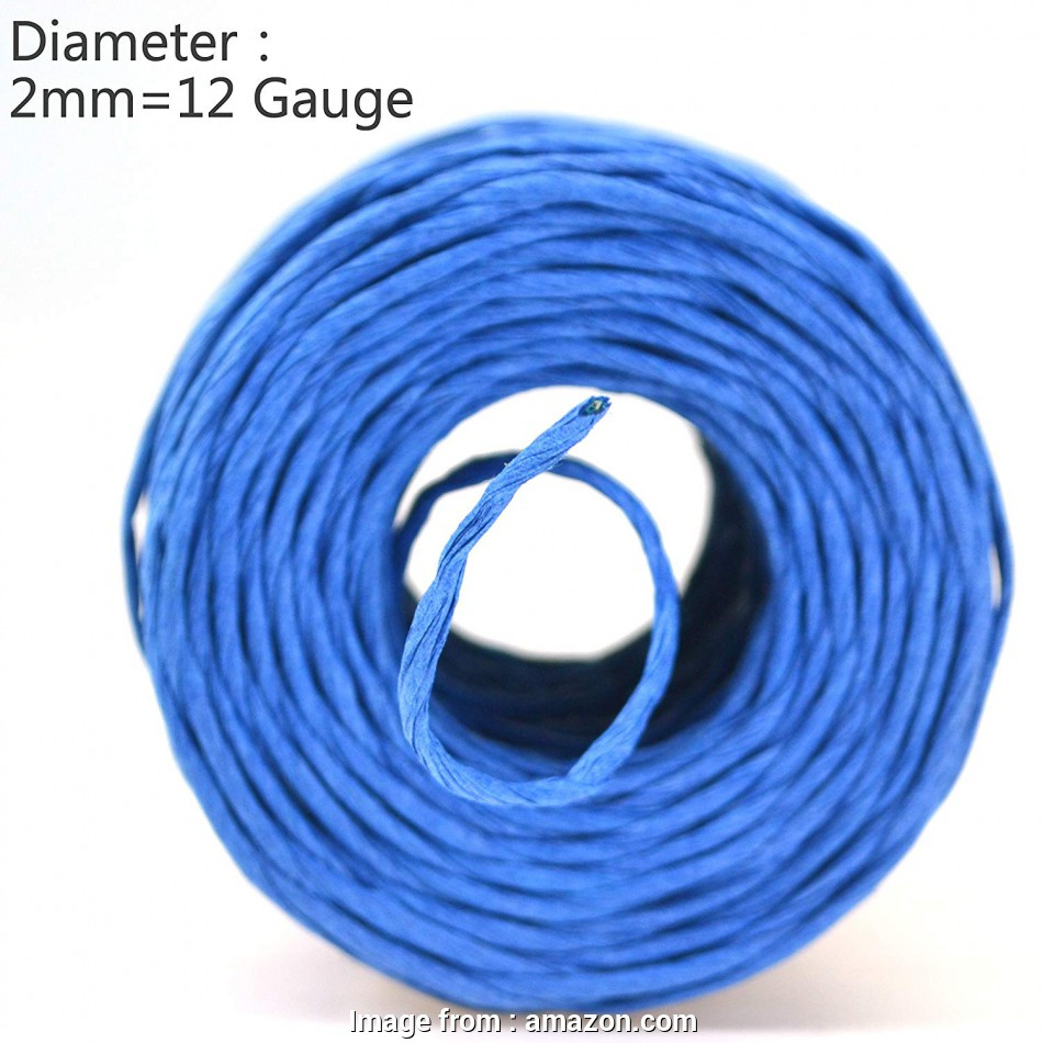12 gauge wire nz Amazon.com: STAR Quality 12 Gauge Floral Stem Wire 54 Yards, Roll| Portable Binding Wire Paper Twine, Gardening, Tens of colors Paper Wrapped Wire 11 Best 12 Gauge Wire Nz Solutions