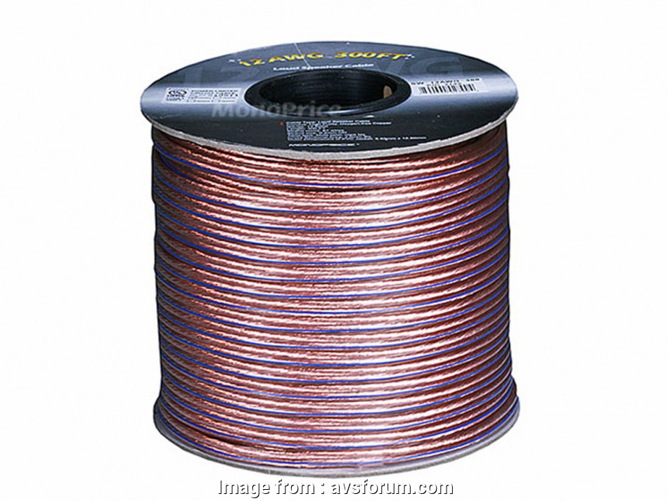 14 gauge speaker wire distance What guage speaker wire do I use? -, Forum, Home Theater Discussions, Reviews 18 Simple 14 Gauge Speaker Wire Distance Photos