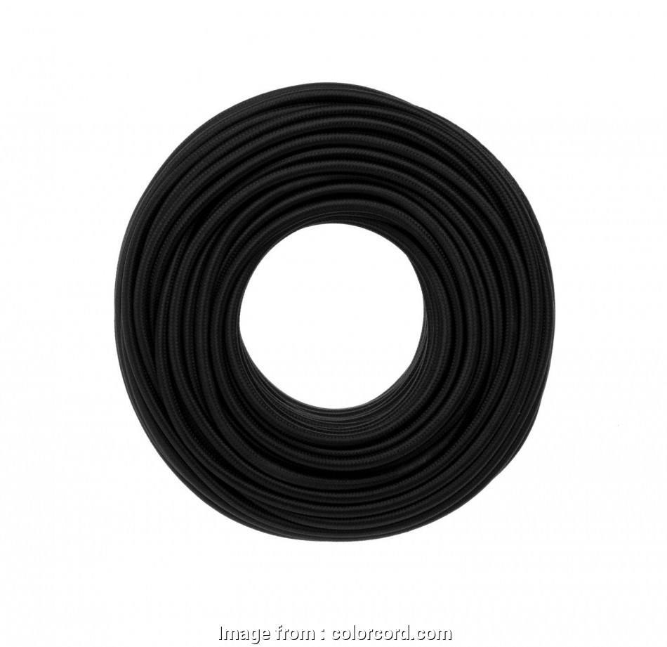 16 gauge cloth covered wire DIY Fabric Wire by, Foot 16 g., Black 10 Brilliant 16 Gauge Cloth Covered Wire Pictures