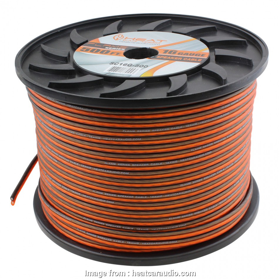 16 gauge speaker wire 500 ft SC16G-500, 16 GAUGE, FT. SPEAKER CABLE 12 Fantastic 16 Gauge Speaker Wire, Ft Ideas
