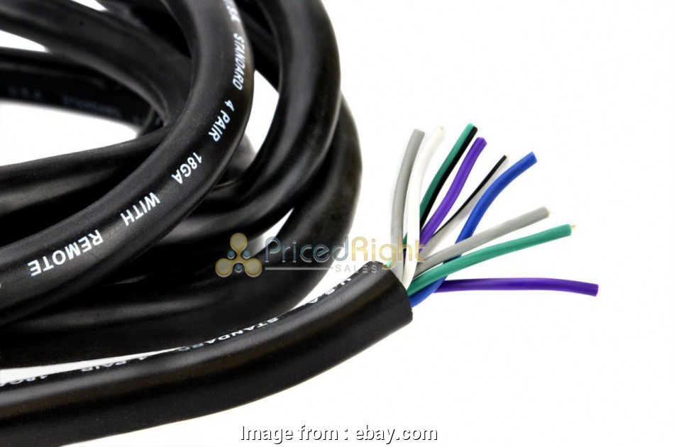 18 gauge 9 wire Details about 20 FT 18, Gauge 9 Conductor Speed Wire Speaker Trailer Copper Stranded Cable 20 Simple 18 Gauge 9 Wire Ideas