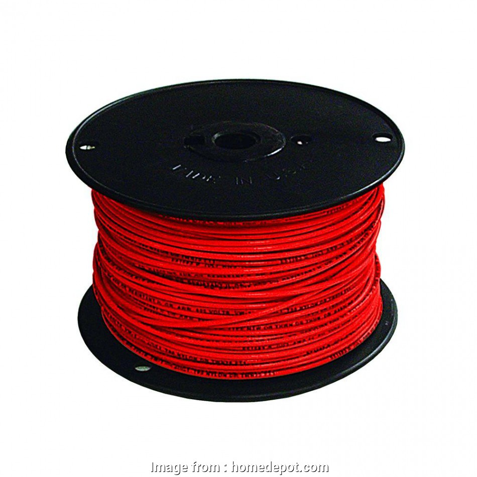 18 gauge fixture wire Southwire, ft. 18, Stranded CU TFFN Fixture Wire 10 Nice 18 Gauge Fixture Wire Collections