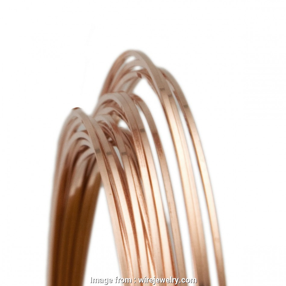 18 gauge rose gold wire 18 Gauge Square Half Hard 14/20 Rose Gold Filled Wire: Wire 12 Fantastic 18 Gauge Rose Gold Wire Solutions