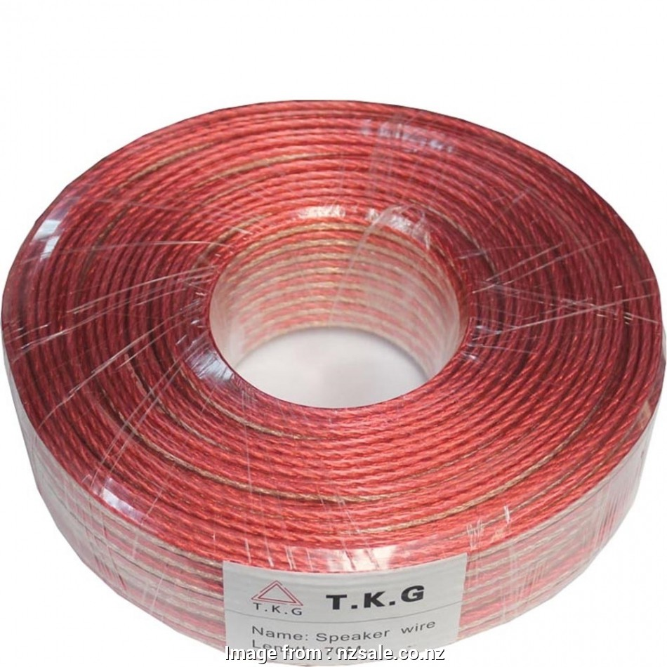 18 gauge wire nz 70M Speaker Cable Wire 16Awg (1.31Mm) Gauge High Quality Audio Cable Red/Clear 10 Best 18 Gauge Wire Nz Collections