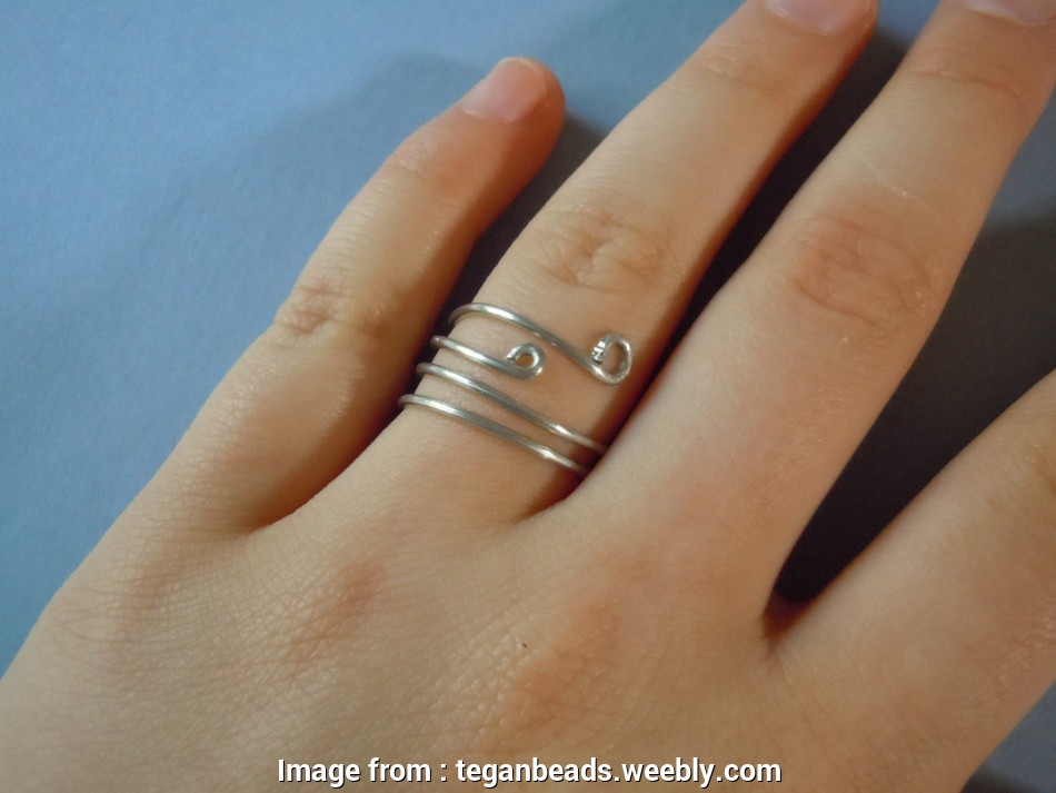18 gauge wire ring Rings, Tegan's Beads 14 Cleaver 18 Gauge Wire Ring Solutions