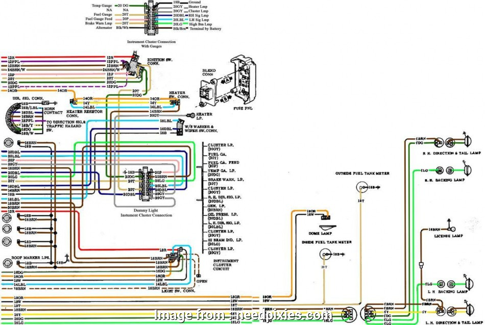 1969 Chevelle Starter Wiring Diagram Brilliant 1967 Chevelle Wiring Diagrams Online Wire Data