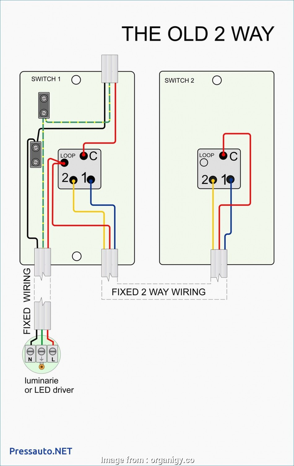 Crabtree Double Light Switch Wiring Diagram from tonetastic.info