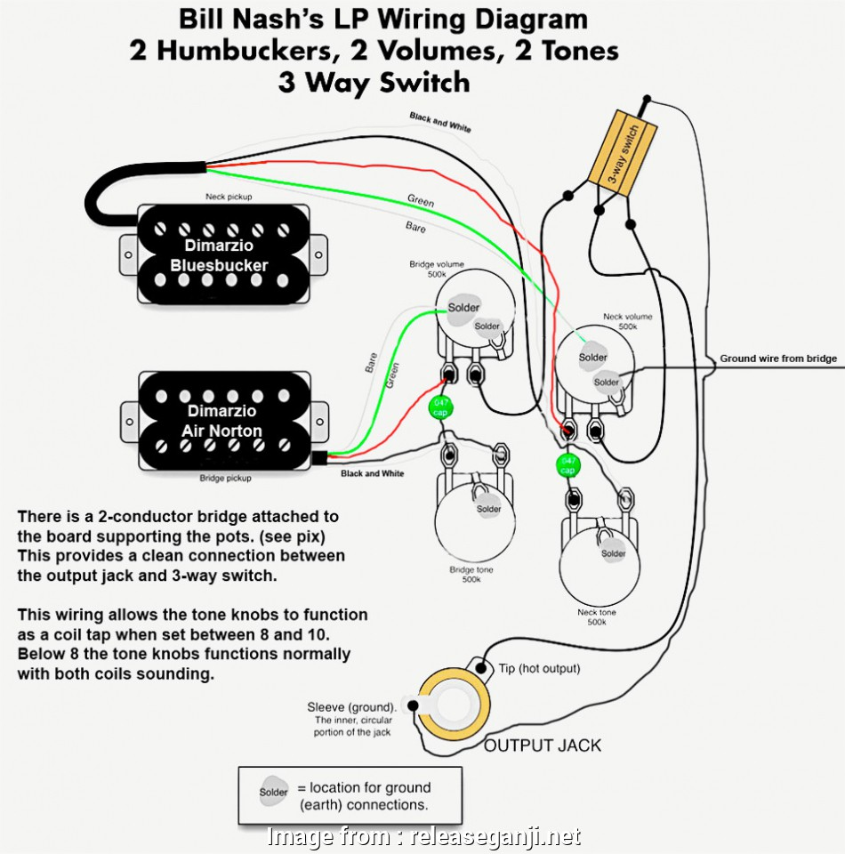 Humbucker Volume Tone Wiring Diagrams on gibson sg, 1 single coil guitar pick up, pickups series,