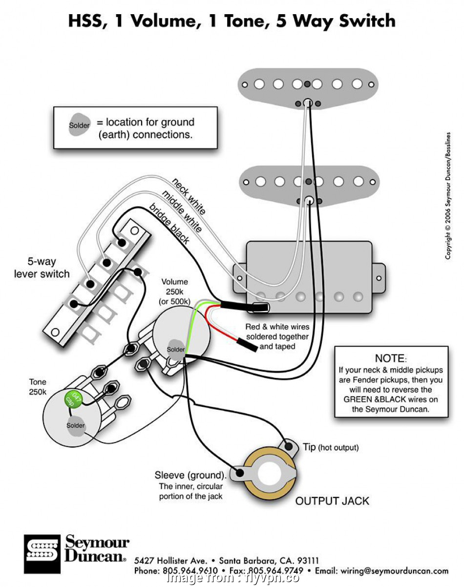 2 Humbucker 5  Switch Wiring Best 5  Switch  Wiring