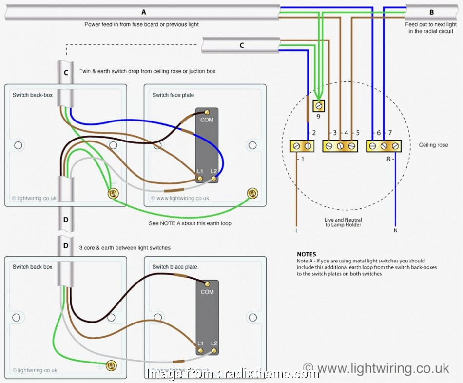 2 way switch wiring with 2 core Simple Wiring Diagram, A, Way Light Switch, Way Switching Wiring Diagram To Lighting 2 Wiring Diagram Random 2, Way Switch Wiring Diagram At 14 Best 2, Switch Wiring With 2 Core Collections