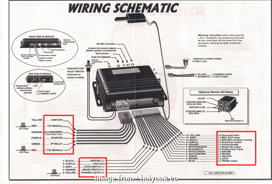 2007 Jeep Wrangler Starter Wiring Diagram New Remote