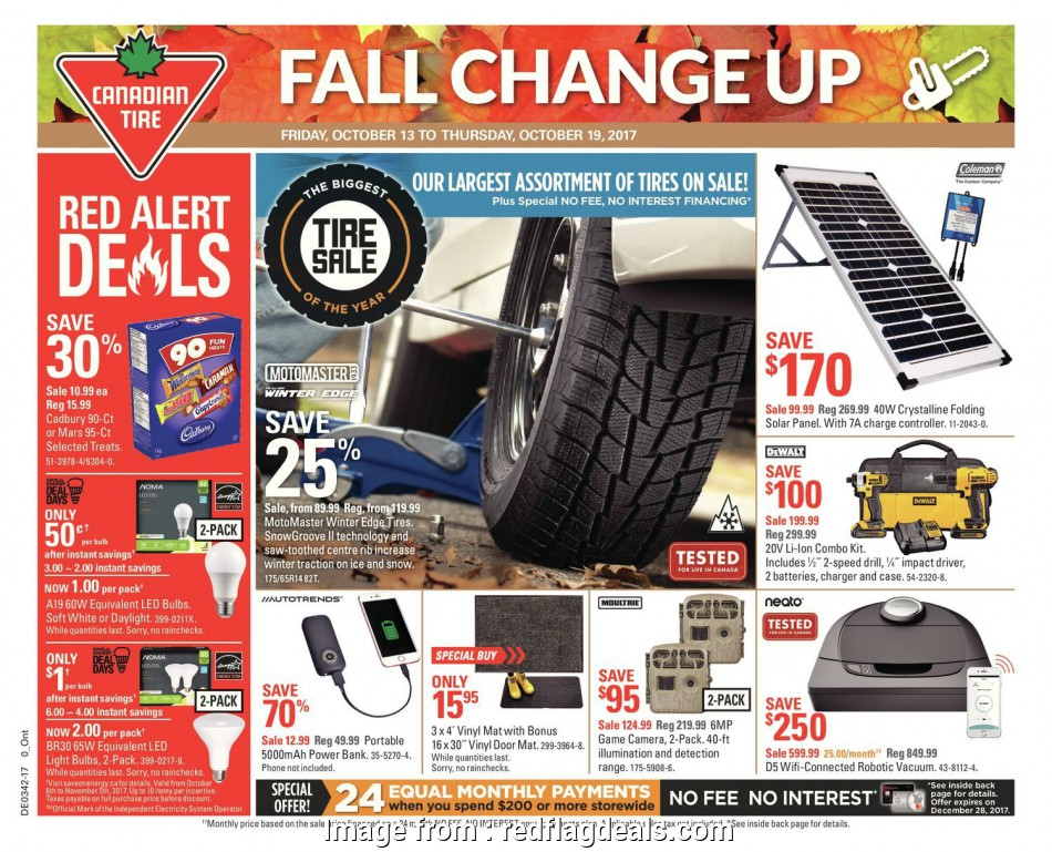 22 gauge wire canadian tire Canadian Tire Weekly Flyer, Weekly, Fall Change Up -, 13, 19, RedFlagDeals.com 15 Brilliant 22 Gauge Wire Canadian Tire Galleries