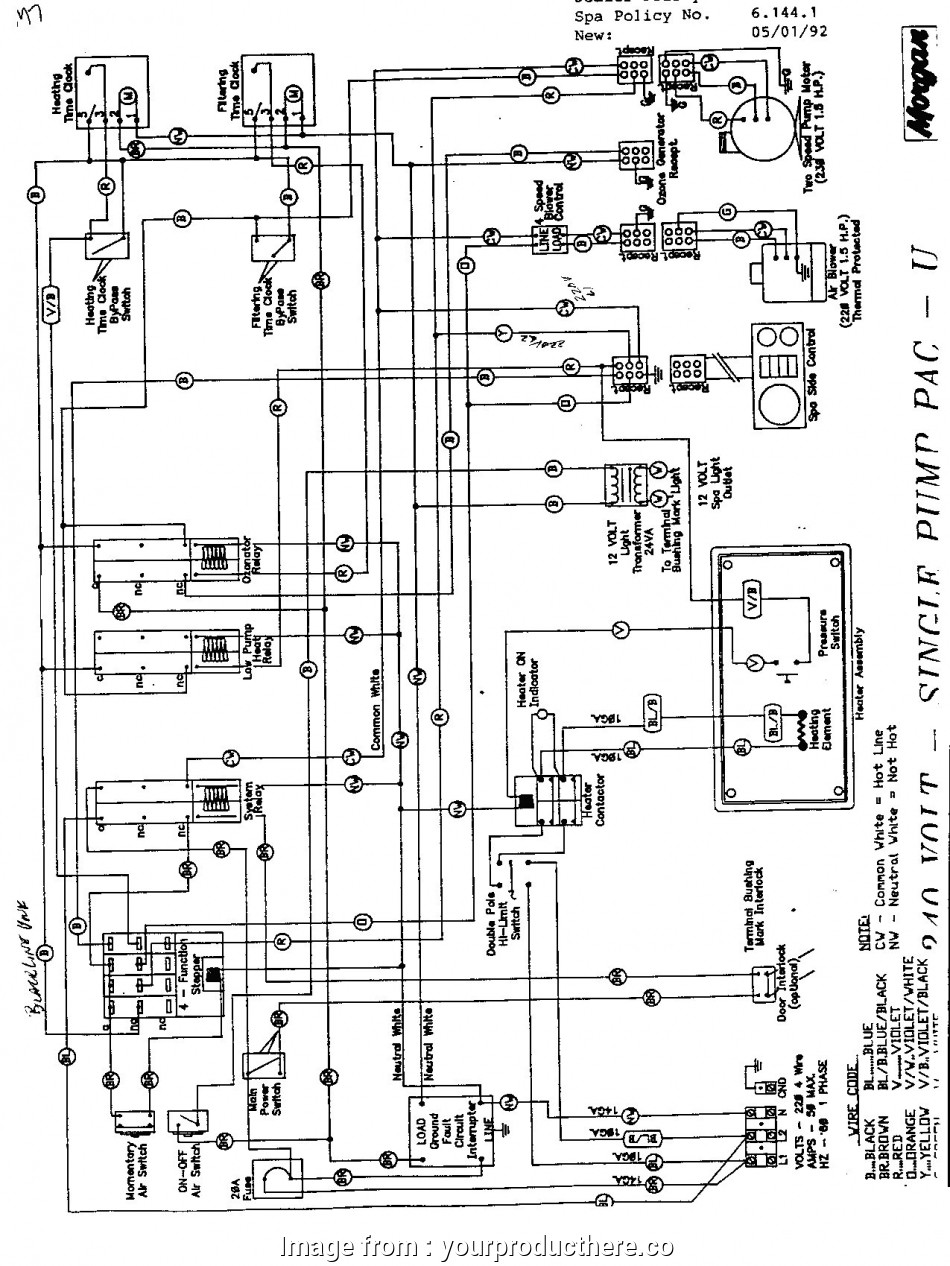 220v Gfci Wiring Diagram Popular Gfci Wiring Diagram  Hot  Fresh 220v  Tub Wiring Diagram