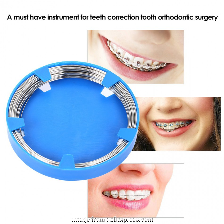 24 gauge dental wire Professional Dental Stainless Steel Wire Dentist Wire Orthodontic, Teeth Correction Tooth Orthodontic Surgical Instruments 15 Top 24 Gauge Dental Wire Photos