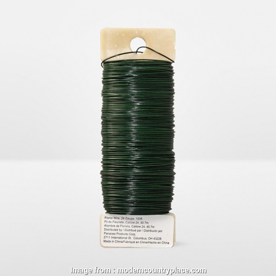 24 gauge paddle wire #DIYSupplies #FloristWire #Green #Ligature #Metal #MichaelsStores #PaddleWire #PanaceaProducts #Steel #SteelWire #Supply #Wire 10 Popular 24 Gauge Paddle Wire Galleries