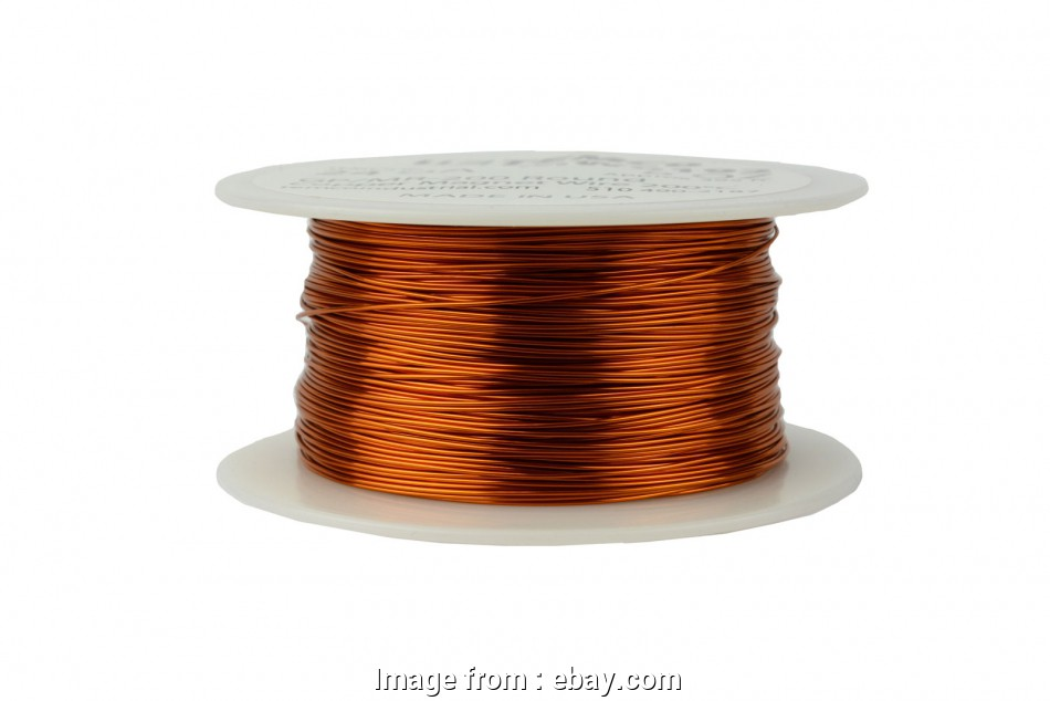 24 gauge wire ebay Details about TEMCo Magnet Wire 24, Gauge Enameled Copper 200C, 395ft Coil Winding 17 Professional 24 Gauge Wire Ebay Collections