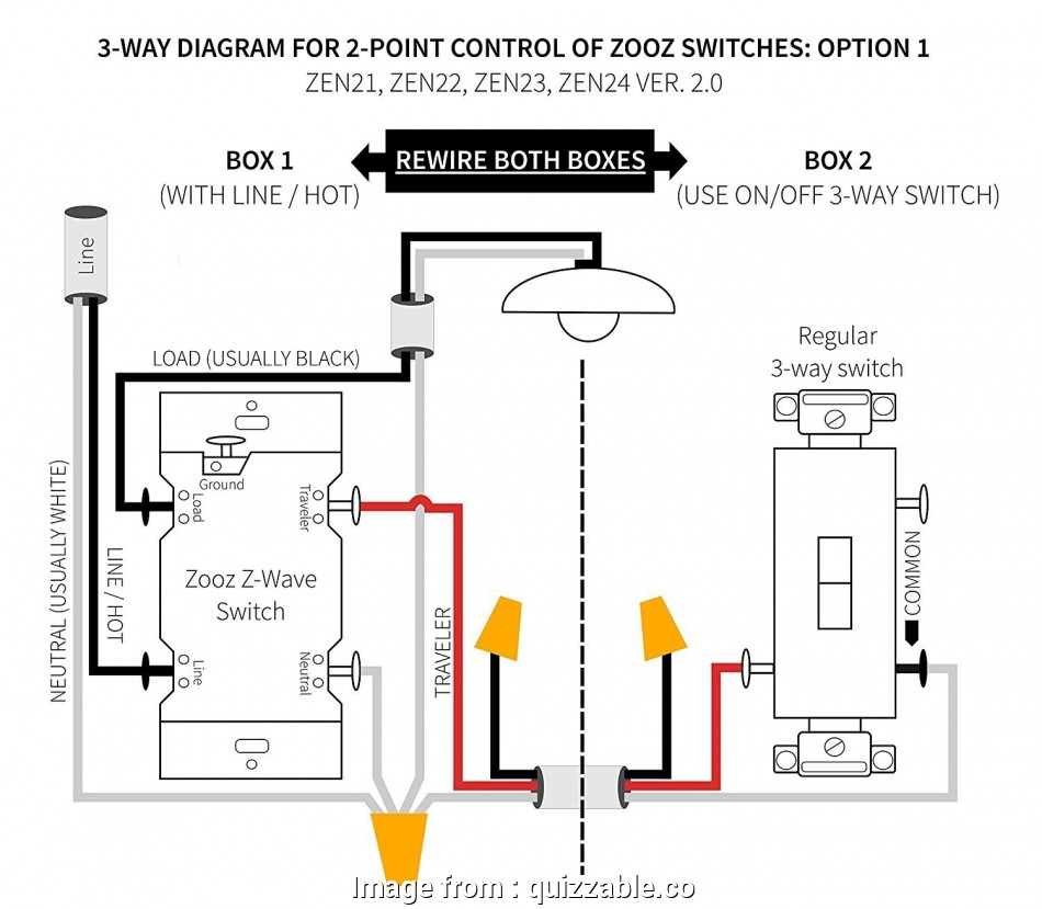 3  Switch Electrical Wiring Diagram Perfect Four  Switch