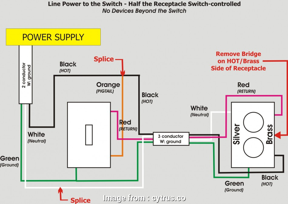 3  Switch Electrical Wiring Diagram Brilliant How To Wire