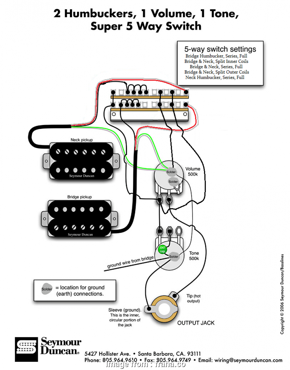 3  Switch Wiring 2 Wire Brilliant Dimarzio D Activator