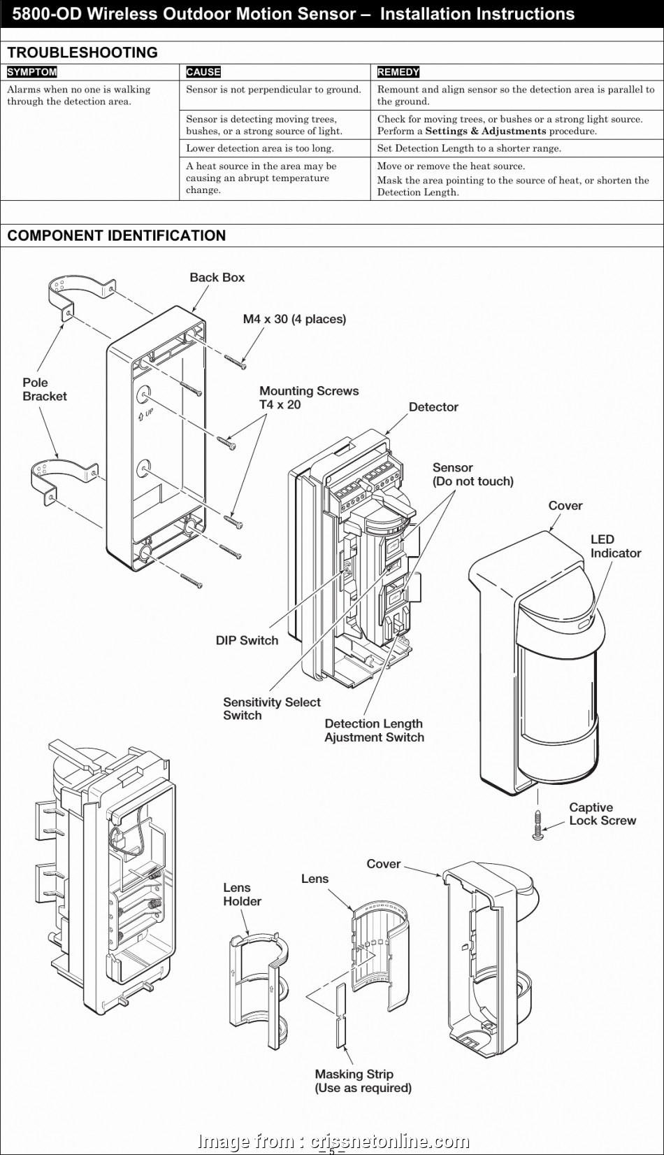4 Way Switch Installation Manual Guide