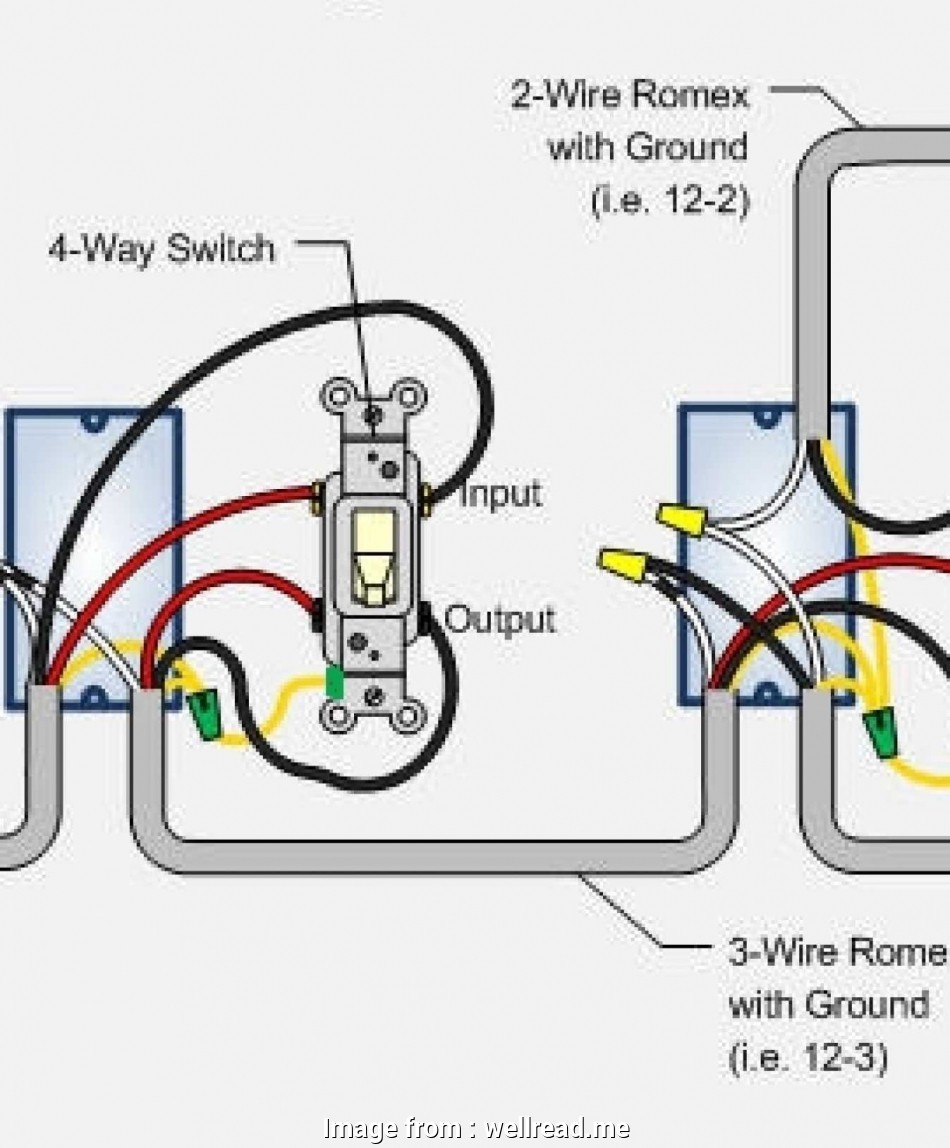 3 way switch wiring power to switch 3, Switch Wiring Diagram Power To Light Lukaszmira, And 10 Top 3, Switch Wiring Power To Switch Ideas