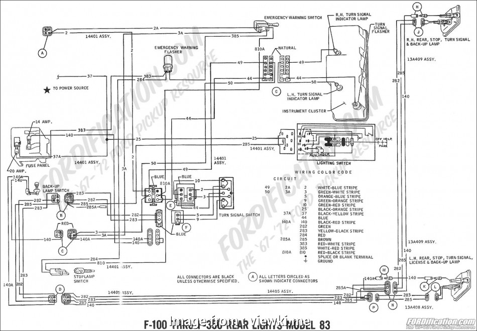 302 Starter Wiring Diagram Top 83 Mustang  Wiring Diagram