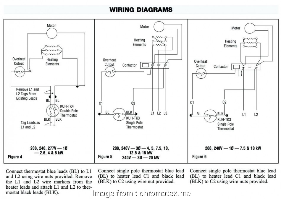4 Pole Thermostat Wiring Diagram Professional Electric