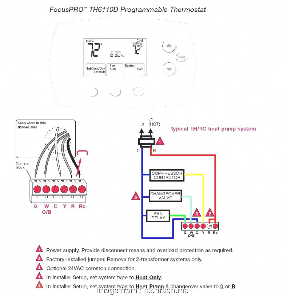 Diagram Old Honeywell Heat Only Thermostat Wiring Diagram Full Version Hd Quality Wiring Diagram Homeelectrical Lexanesirac Fr