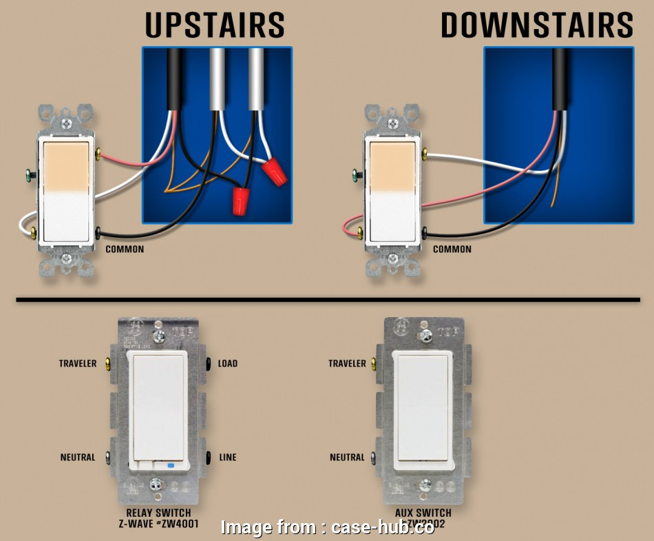 Leviton Switch Wiring Diagram from tonetastic.info