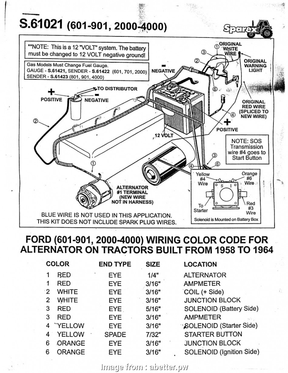 8n 6 volt wiring diagram catalogue of schemas 8n ford tractor wiring diagram 6 volt ford 850 wiring diagram wiring diagram