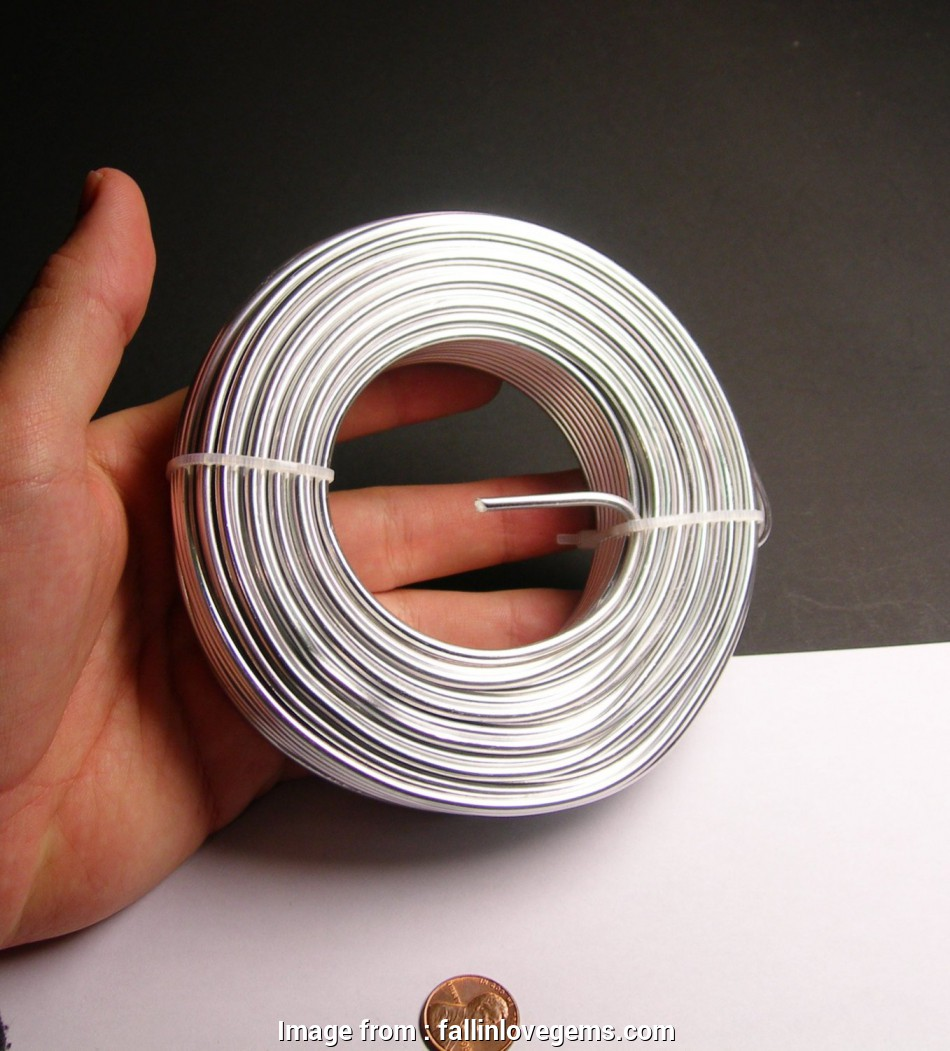 8 gauge vs 9 gauge wire Aluminum wire 9 gauge -,, 78 foot rool, good quality, silver, anodized wire, 24 meters 19 Professional 8 Gauge Vs 9 Gauge Wire Galleries