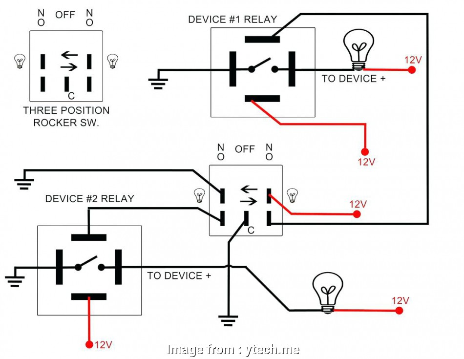 9, Toggle Switch Wiring Diagram Professional Spdt Rocker ... on single pole double throw switch diagram, 3 position toggle switch diagram, lighted toggle switch diagram, three prong switch diagram, three-position car light switch diagram, on off on switch diagram, pioneer brake bypass relay wiring diagram, 3 prong flasher wiring-diagram, 3 prong rocker switch wiring,