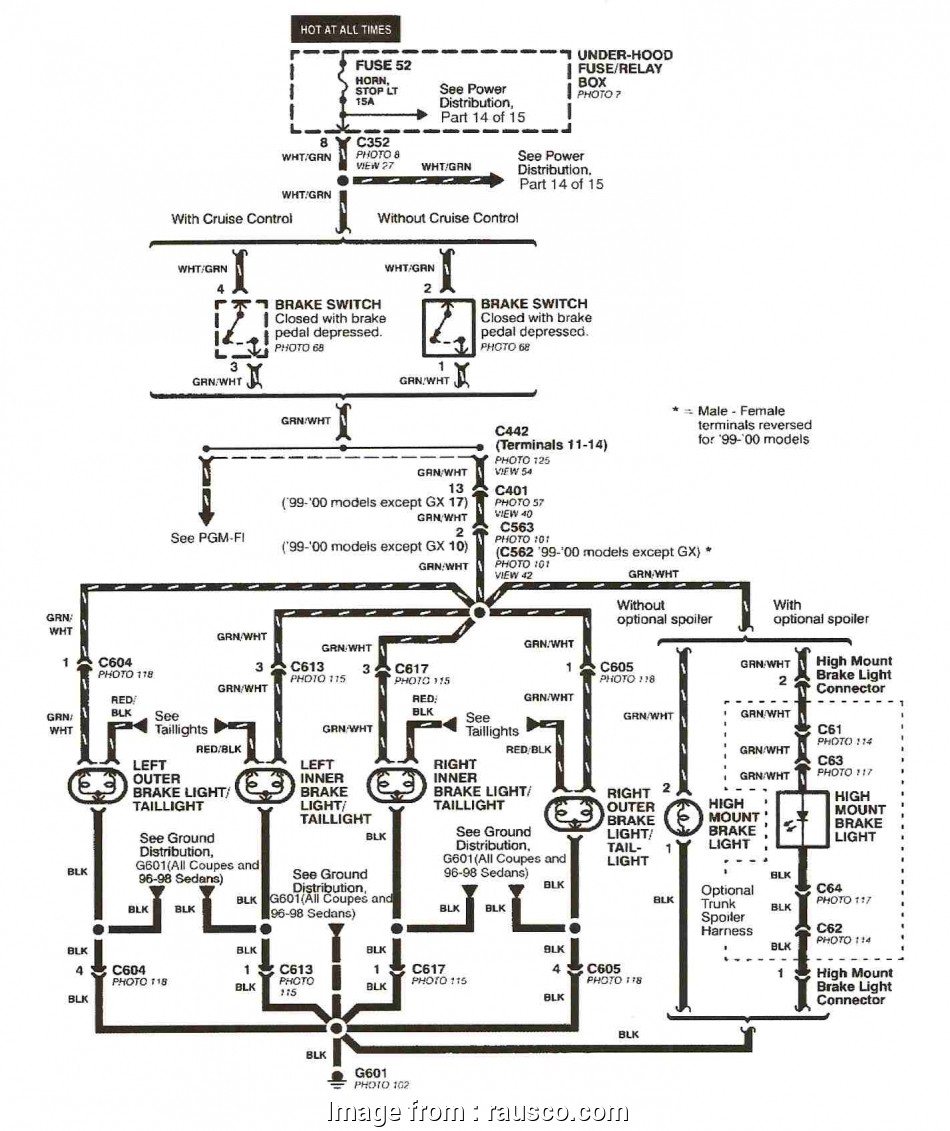 98 Chevy Truck Wiring Diagram tail light wiring diagram ... on