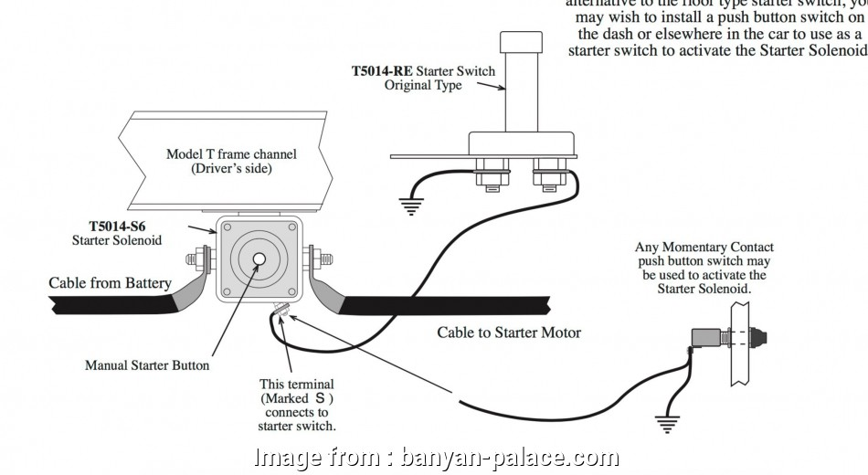 Starter Solenoid Wiring Diagram Chevy from tonetastic.info