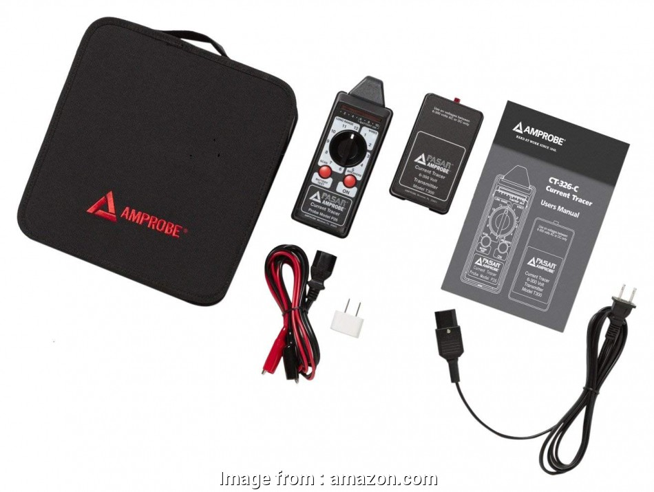 ac electrical wire tracer Amprobe CT-326-C Current Tracer Kit: Amazon.com: Industrial & Scientific 14 Fantastic Ac Electrical Wire Tracer Collections