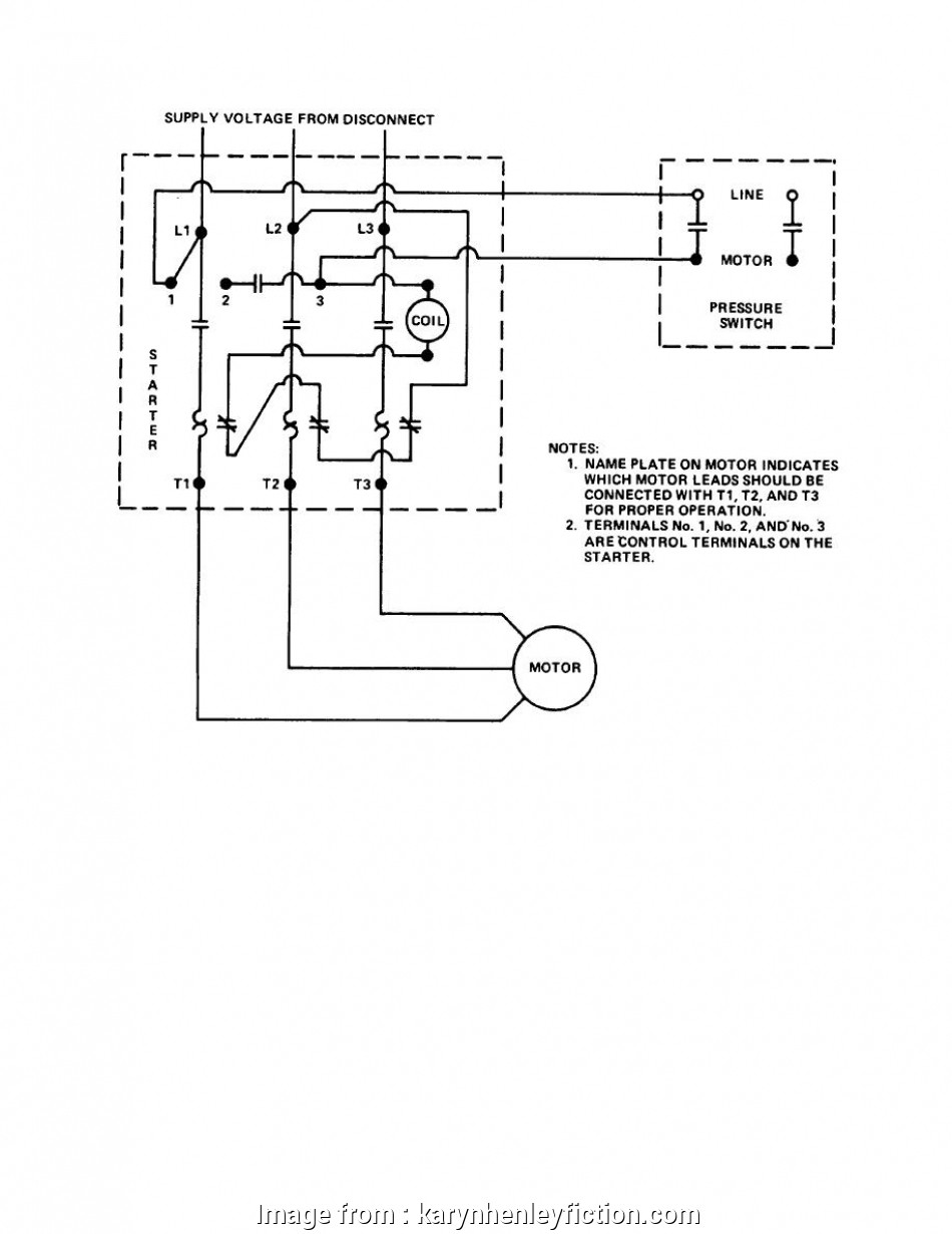 Air Compressor Wiring Diagram Nice Air Compressor Wiring