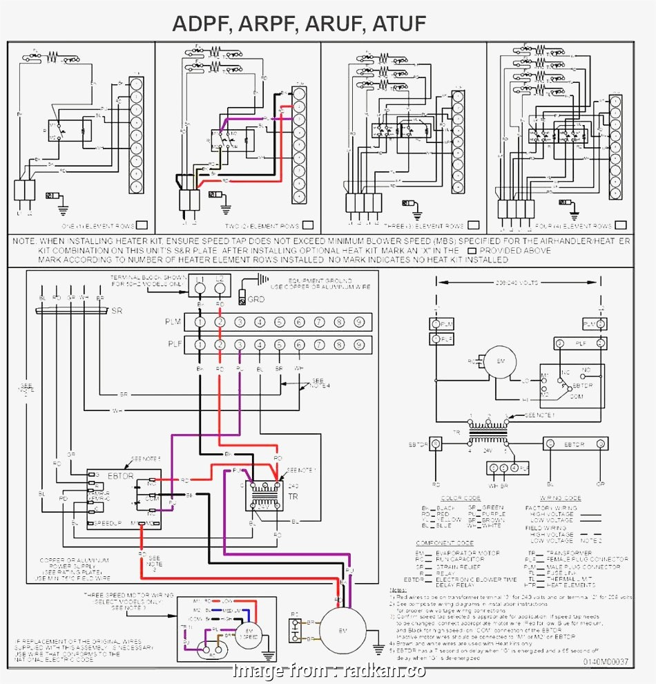 Arcoaire Thermostat Wiring Diagram Cleaver Wiring