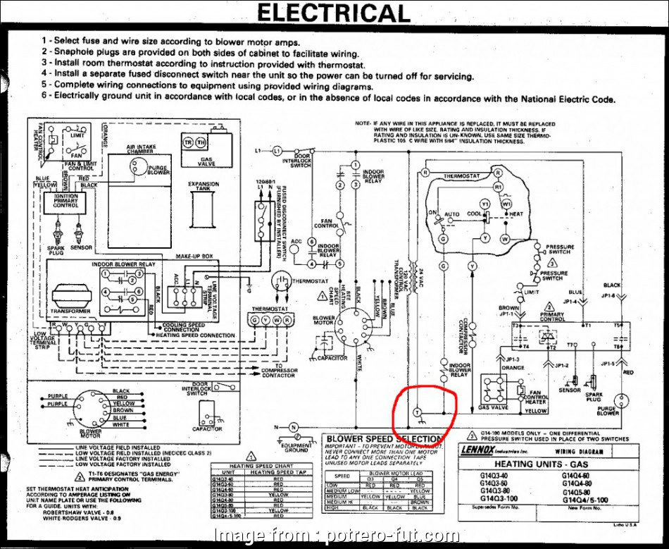 Atwood Thermostat Wiring Diagram Professional Gas Furnace