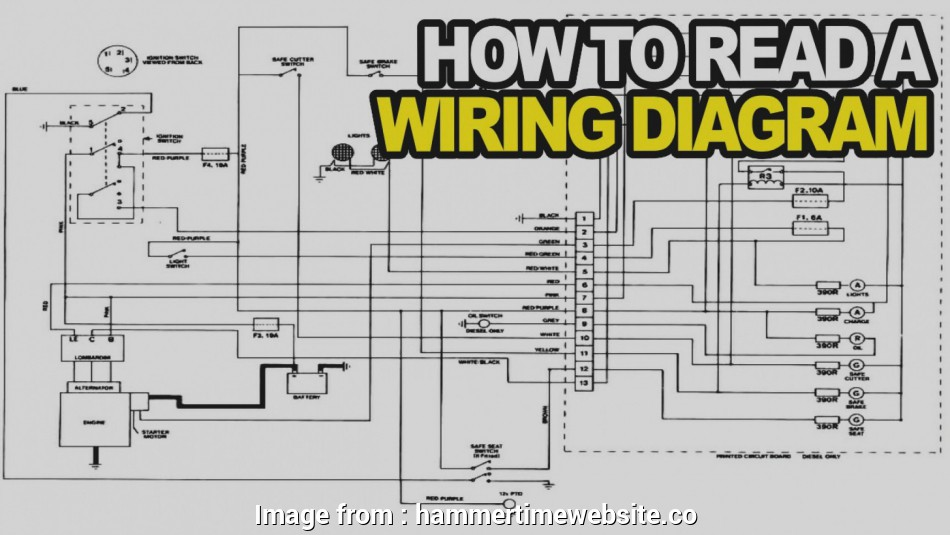 Diagram  Starter Motor U2022 Infinitybox Wiring Diagram