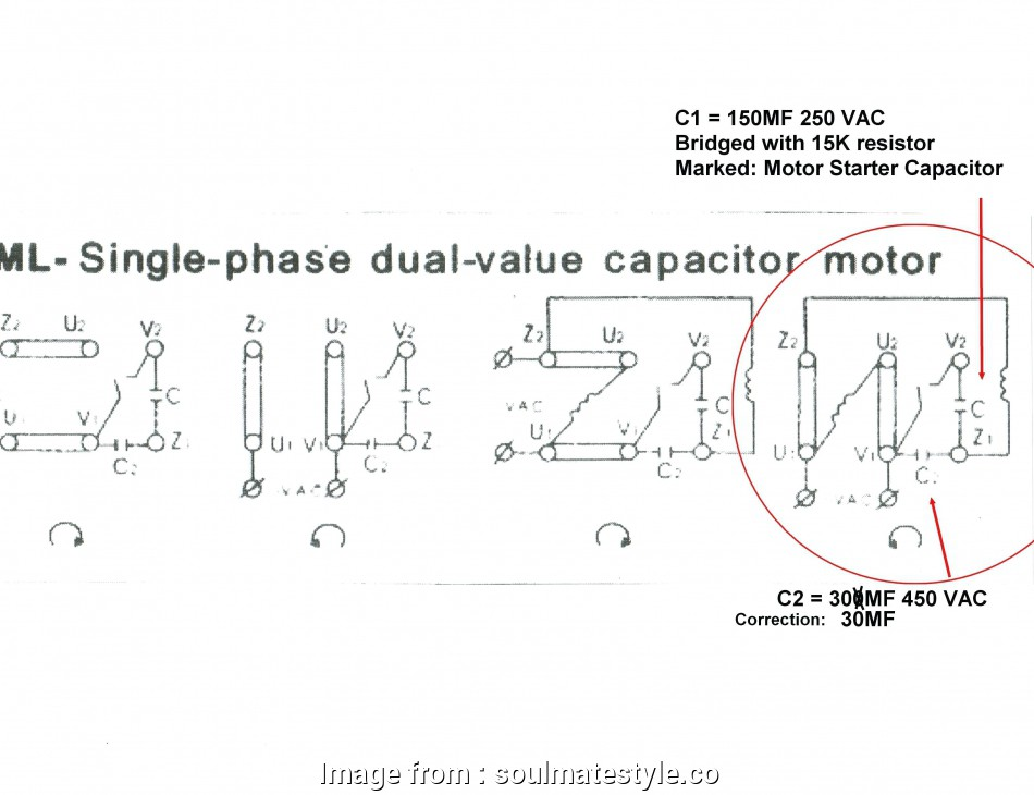 Baldor Motor Wiring Diagram 3 Phase from tonetastic.info