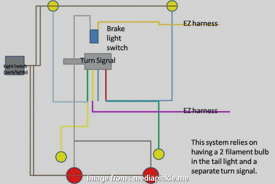 Basic Light Switch Wiring Most Unique Of Basic Stat Turn