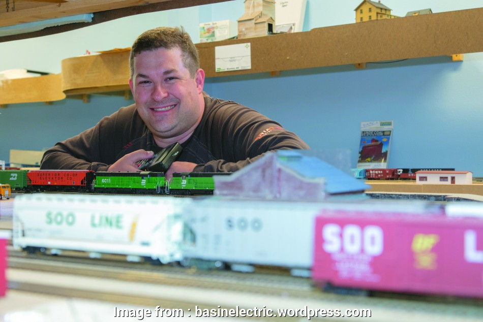 basin electric live wire Model railroad hobby is just, ticket, Basin Electric employee Basin Electric Live Wire Most Model Railroad Hobby Is Just, Ticket, Basin Electric Employee Galleries
