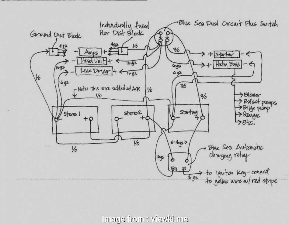 Battery Starter Wiring Diagram Cleaver Minn Kota Battery ... on