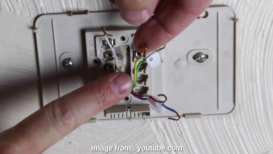 bestech thermostat wiring diagram How to Replace an, Thermostat -- by Home Repair Tutor 11 Perfect Bestech Thermostat Wiring Diagram Ideas