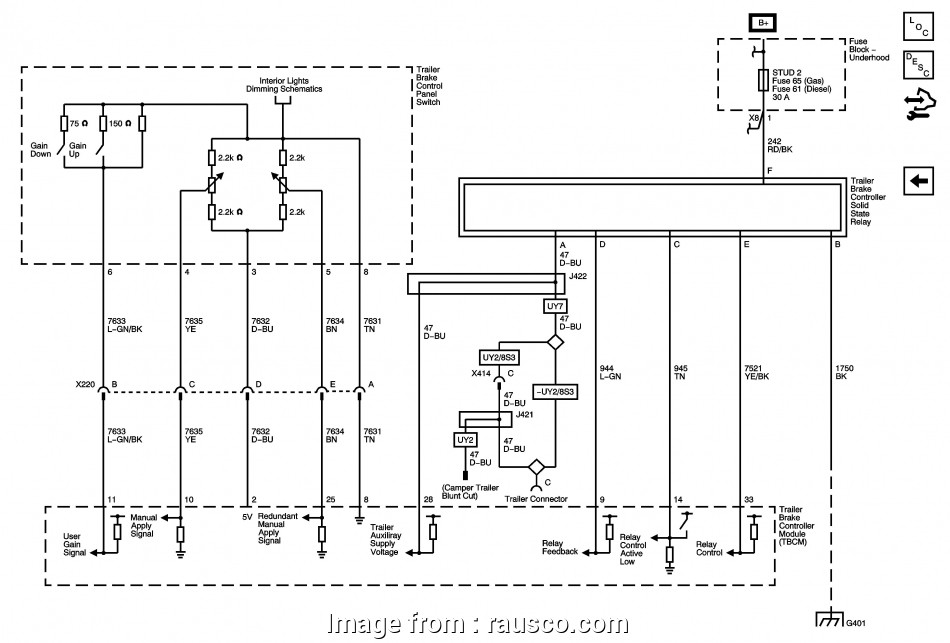 Wiring Diagram For Big Tex Trailer from tonetastic.info