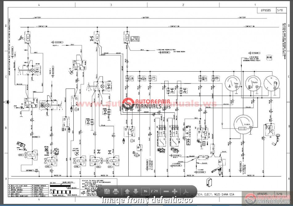 8 Nice Bobcat  Starter Wiring Diagram Ideas